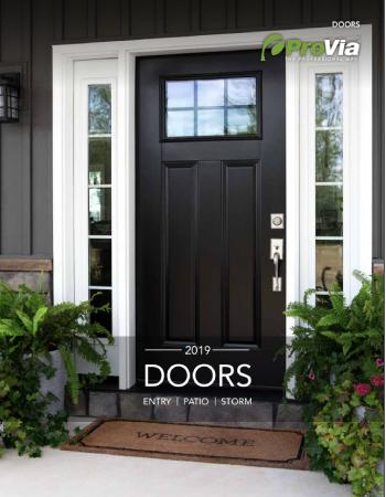 ProVia_doors catlog
